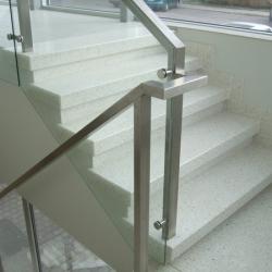 Teracinio betono laiptų pakopų kategorija