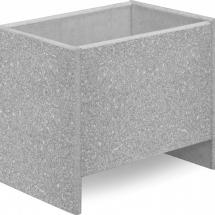 betoninis vazonas gėlėms 069