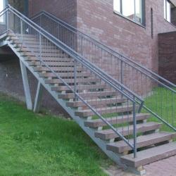Teracinio betono laiptų pakopos, UAB Veikta