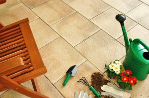 reljefinės grindų plytelės 045 realizacija