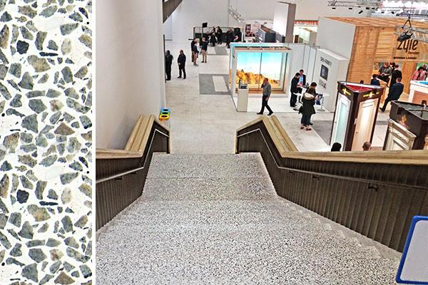 teracas - mozaikinis betonas - spalvos kodas - UAB Veikta-laiptu pakopos-Litexpo