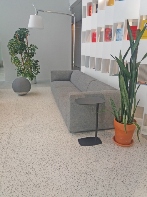 Teraco grindys